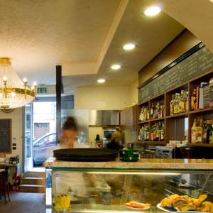Restaurant And Bar Terrazza Bar Al Ponte